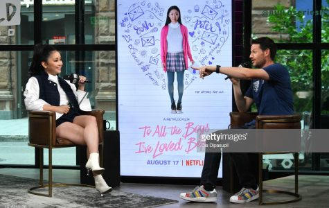 """""""To All The Boys I've Loved Before,"""" the cute, sappy little rom-com"""