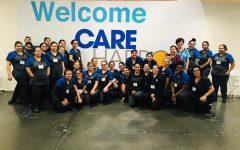 Cerritos dentistry students volunteer in LA