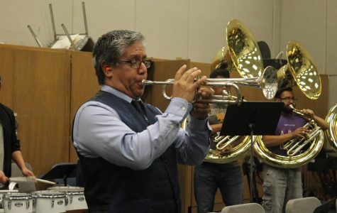 Jazz it up: Cerritos College pep band let the good times roll