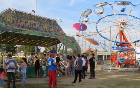 The city of Lynwood's hosts it's first four-day annual Fall Festival
