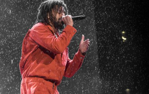 J. Cole headlines night one of Philadelphia's Made In America Music Festival 2017.
