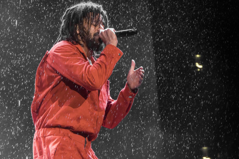 J. Cole headlines night one of Philadelphia's Made In America Music Festival 2017.