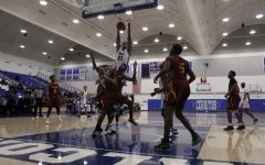 Late lead slips away from Falcons' men's basketball in loss to Pasadena City College