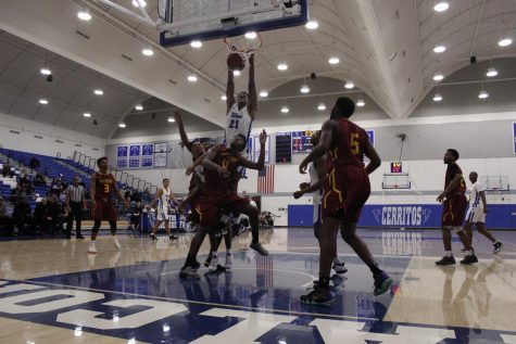 Falcons' women's basketball loses its win streak against El Camino College