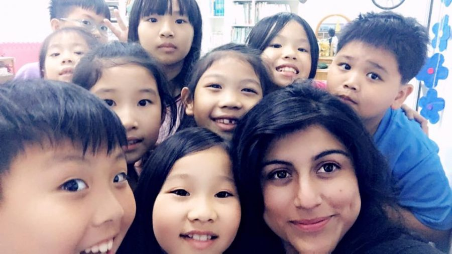 Courtesy of Camilo Santiago: Monica Santiago, 24, died while abroad in Tainan City, Taiwan. She was teaching English to local children when she died in November 2018.
