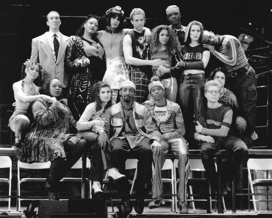 Rent live premiered on Jan. 27, 2019. The original cast made a special appearance at the end of the show.