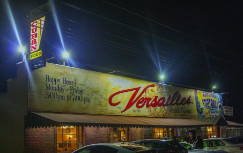 Cuban restaurant Versailles offer traditional Cuban dishes to LA. The restaurant has many locations across the county offering locals a taste of Cuba.