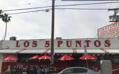 Pansa Llena: Los 5 Puntos is Mexcelllent!