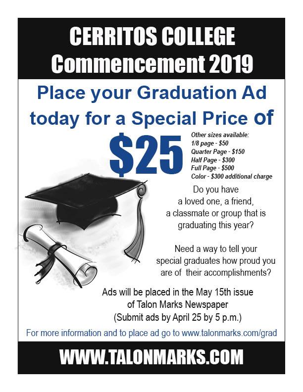 graduation ad