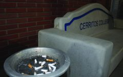 Proposed resolution for a smoke and tobacco free campus