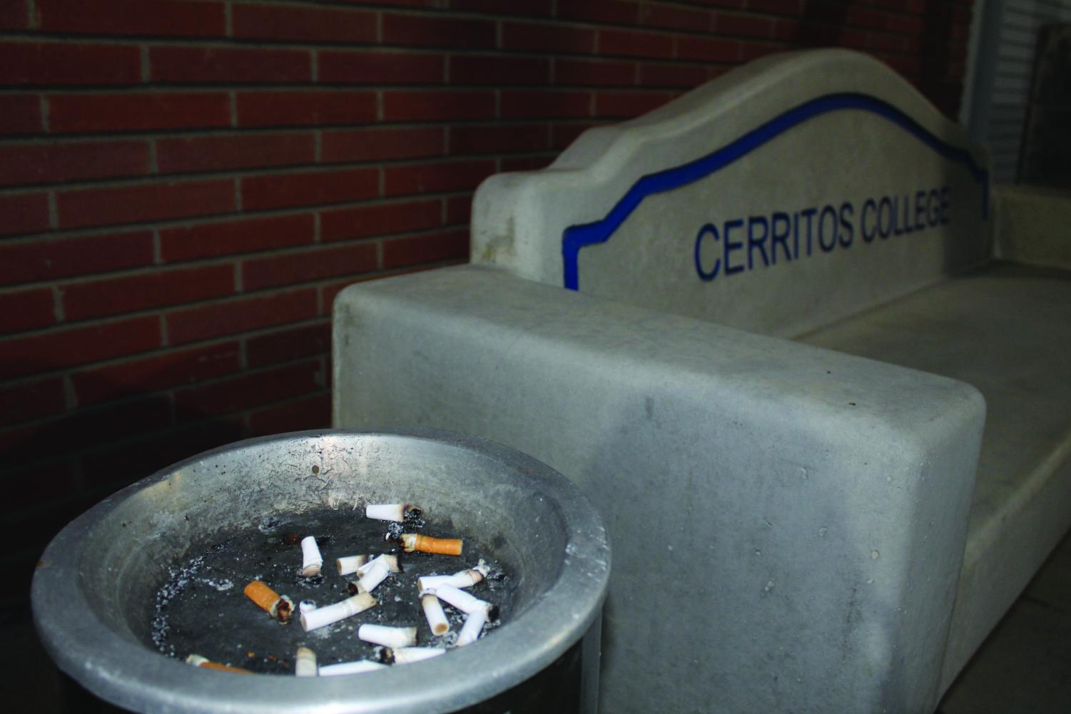 The proposed solution for a smoke-free campus would limit designated smoking areas due to disadvantages and health risks, according to Henry Rios, alcohol and other drugs prevention manager for Norwalk and Hawaiian Gardens. On Feb. 20, the Associated Students of Cerritos College discussed the topic at length.