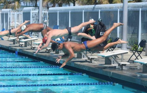 Cerritos Swim Dives Over Chaffey and East Los Angeles College