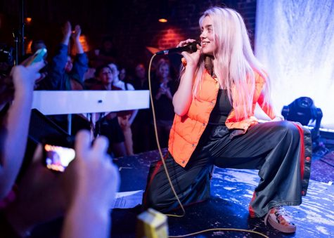 Billie Eilish first album shows promise for successful future
