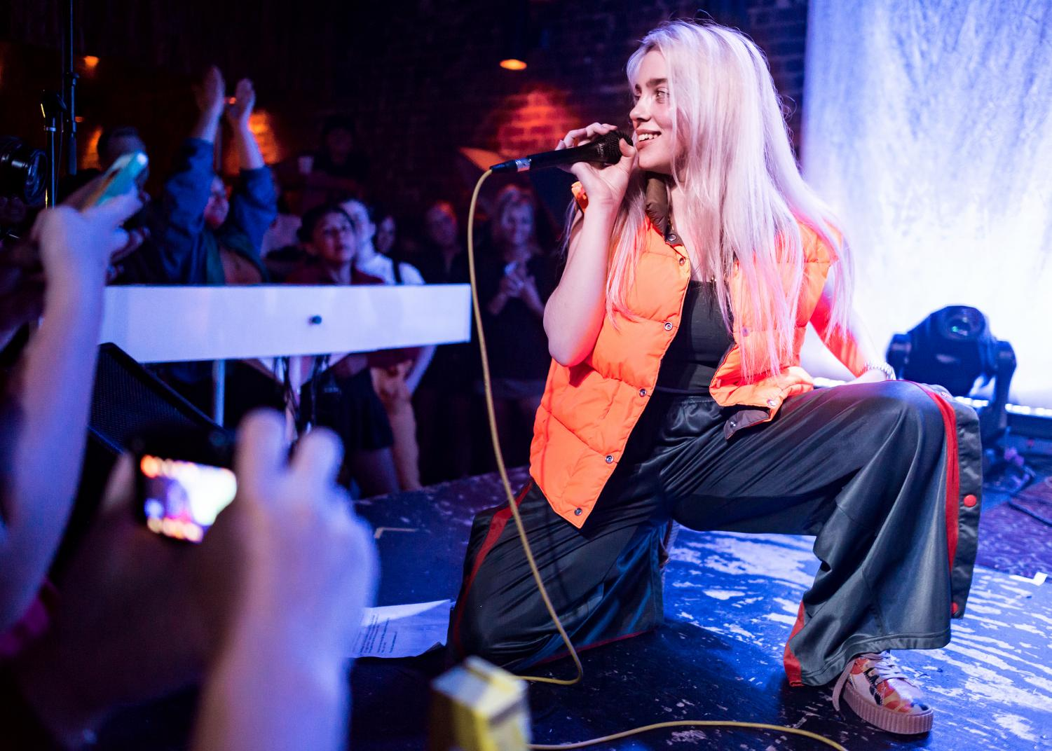 Billie Eilish's new album has taken over the indie pop world