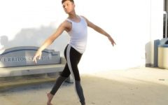 Dance student strives to shoot for the stars