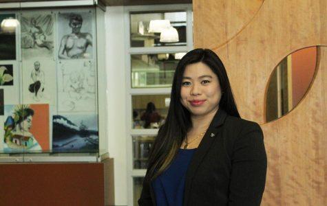 President-elect Kimberly Sayo.