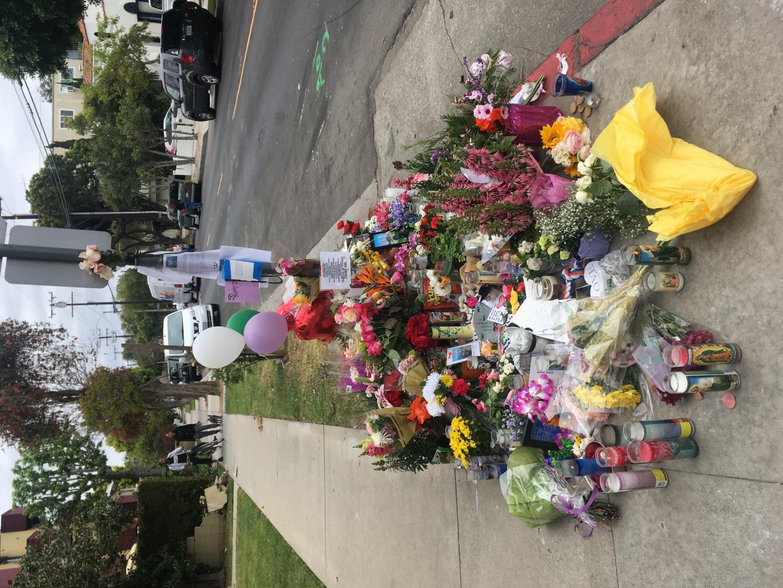 Memorial to Jessica Bingaman