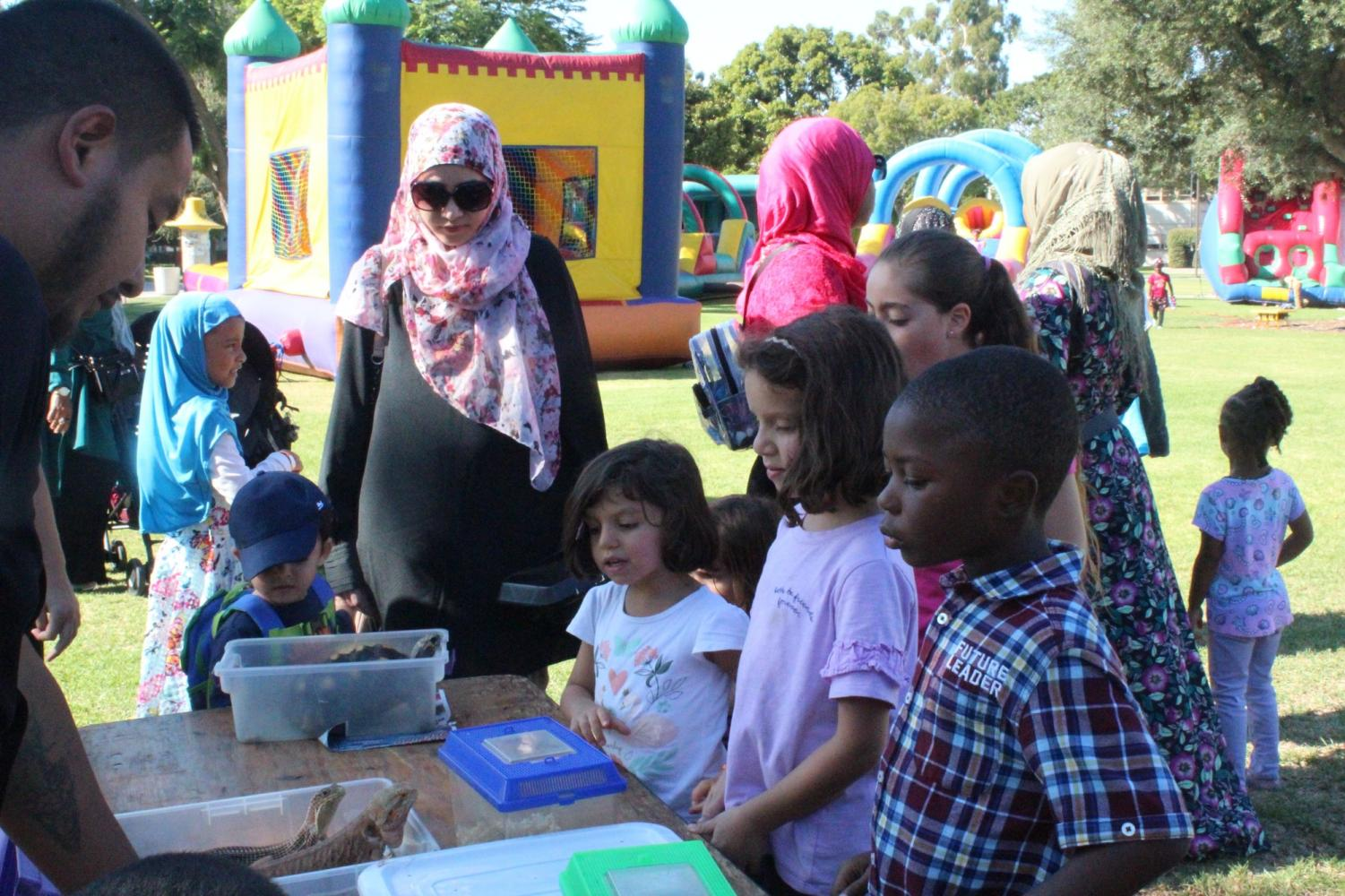 The Muslim Student Association at California State University Long Beach hosted their 13th annual Eid celebration following Eid Al-Adha, the Islamic festival of sacrifice. Muslim families and other folks alike were privy to the multiple activities provided for them to come together as a community on August 24, 2019.