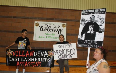 The Vargas Family continues to seek answers to their questions regarding alleged police brutality and their relative, Anthony Vargas, who was shot in the back 13 times last year by East LA sheriffs. The family stated that Sheriff Alex Villanueva did not answer any of their questions at the town hall meeting held in Norwalk on Sept. 5, 2019.