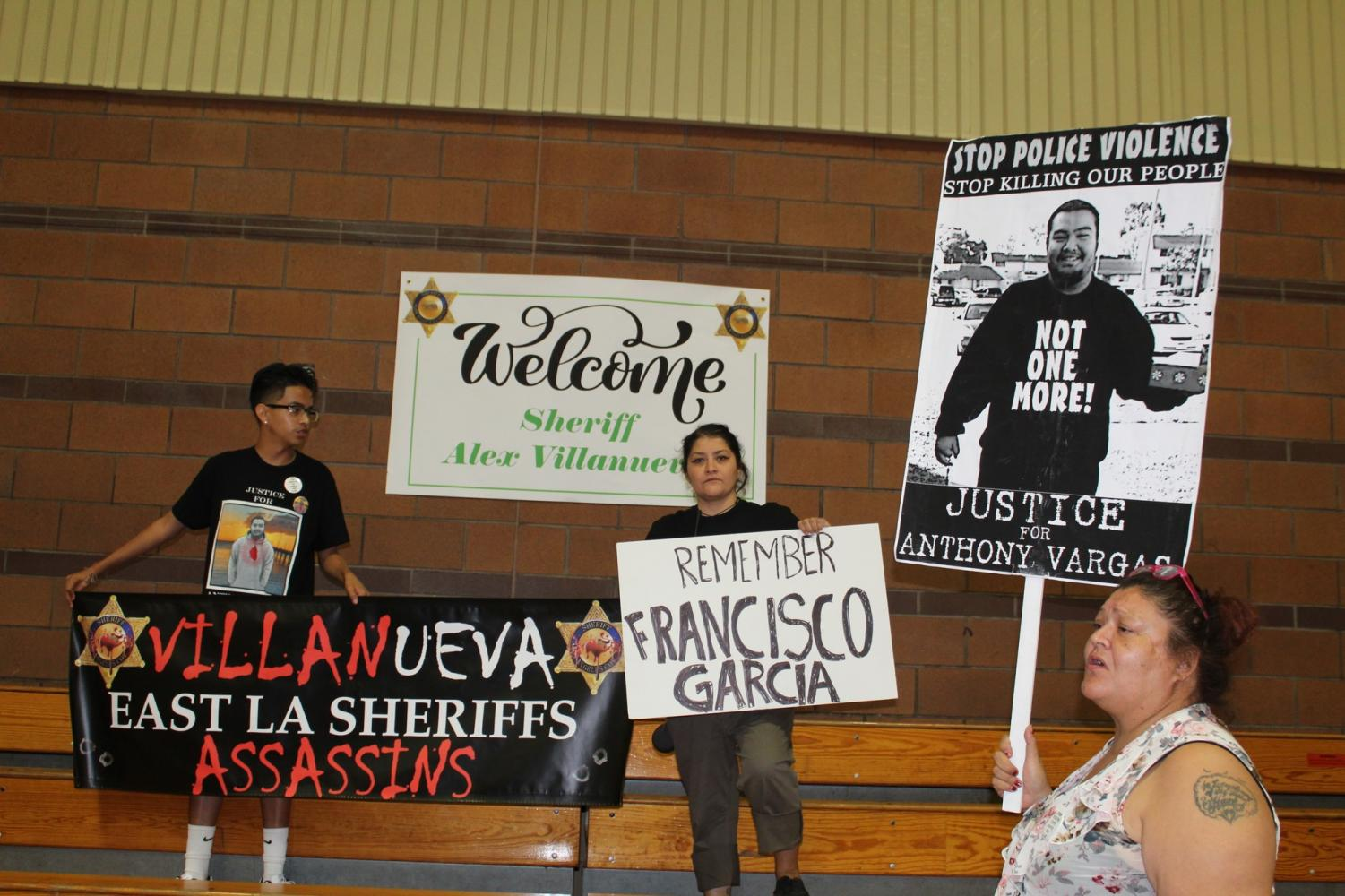 East LA family left 'disgusted' with LASD
