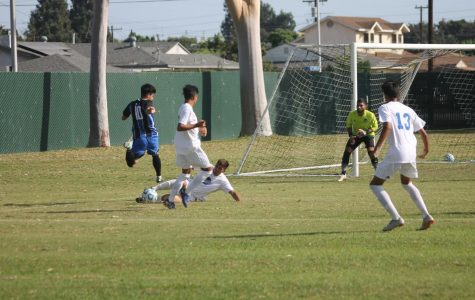 The Cerritos College soccer team is undefeated and won against Oxnard College. The team continued their winning streak on Sept. 10.