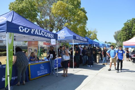 The Majors Exploration Fair offers students vital information