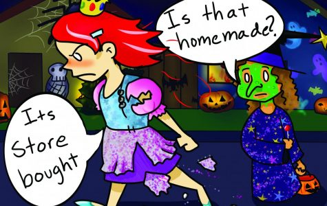 Frighteningly bad costumes at scary high prices