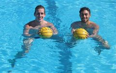 Jenkins and Pineda, 'walls' of water polo