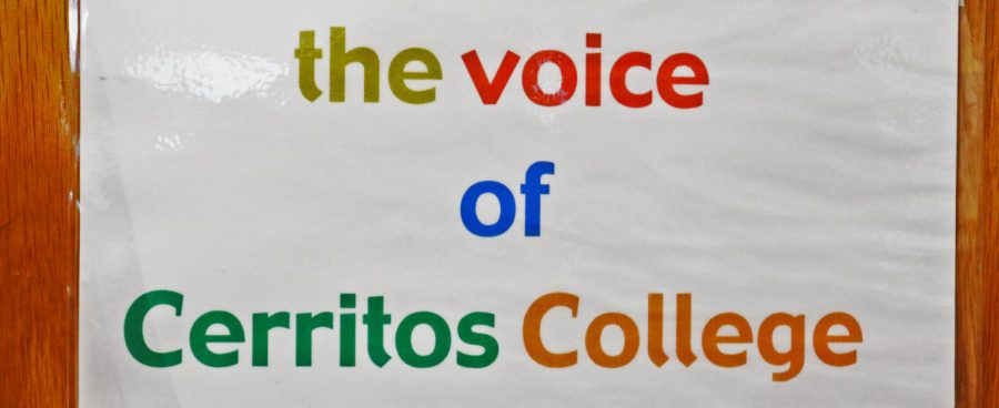 The Voice of Cerrito College