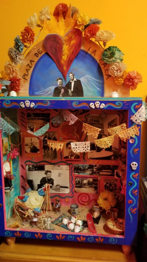 Los+Angeles+locals+come+together+for+a+fun%2C+festive+celebration+of+Mexico%27s+iconic+figure%2C+Frida+Kahlo.