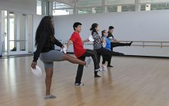 Adaptive dance course taught for the first time at Cerritos College