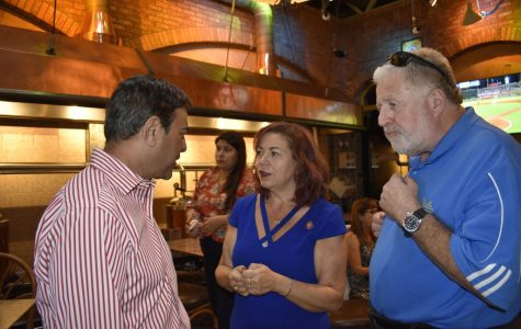 Congresswoman Linda Sanchez kicks off her campaign in Santa Fe Springs