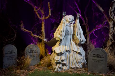Winifred's Statue
