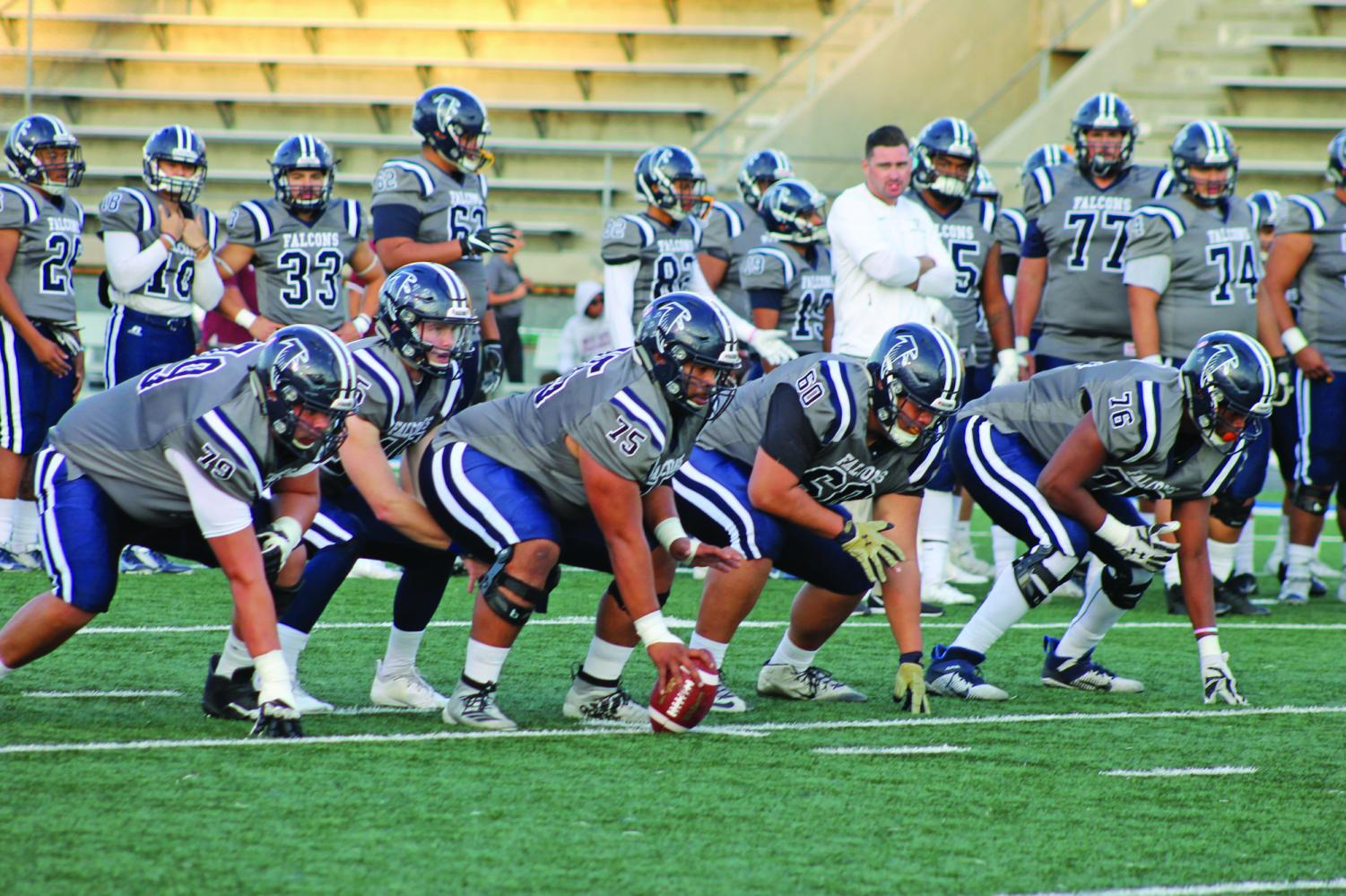 Falcons miss out on playoffs with loss to Mt. Sac Mounties