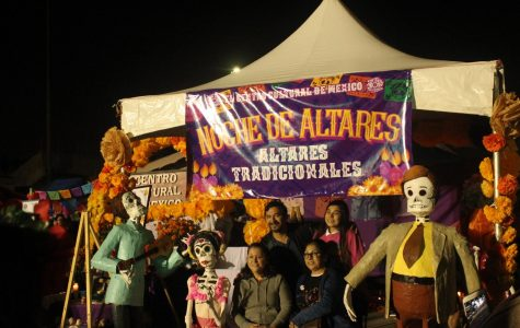 Night of Altars celebrates Day of the Dead holiday