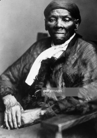 circa 1890: American abolitionist leader and former slave Harriet Tubman (1820 - 1913), who led over 300 escaped slaves to freedom, including her parents, through the underground railroad.
