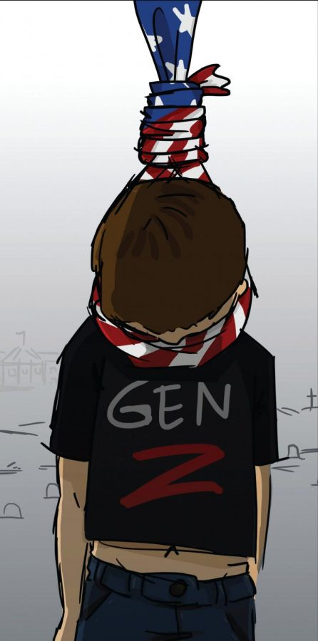 America has failed Generation Z