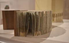 Books as art at the Long Beach Art Museum