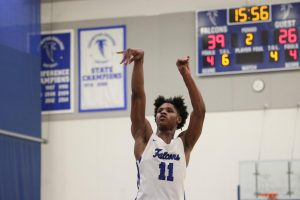 Falcons Men's Basketball on 6-game win streak