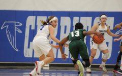 Cerritos Women's Basketball loses a tough one to ELAC