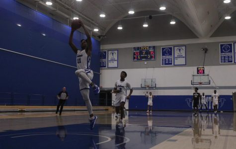 Cerritos men's basketball handles LA Harbor; remains in first place