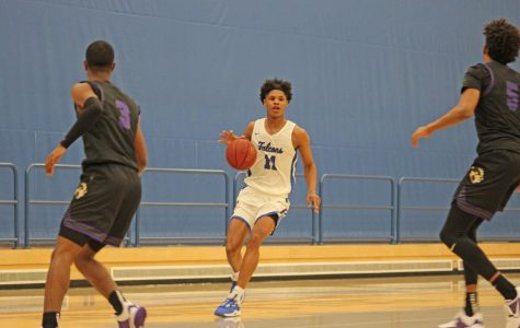 Falcons men's and women's basketball bounce back from loss