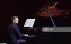 Ory Shihor delights the audience at the Burnight Center with sonatas from Beethoven