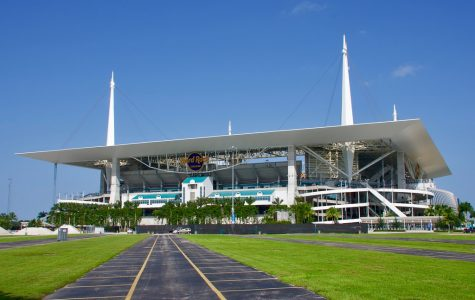 Hard Rock Stadium Photo credit: creativecommons