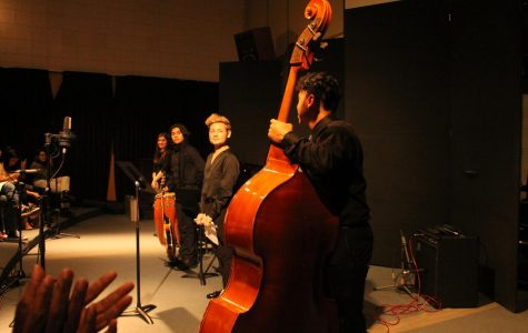 Jazz recital kicks off the spring season