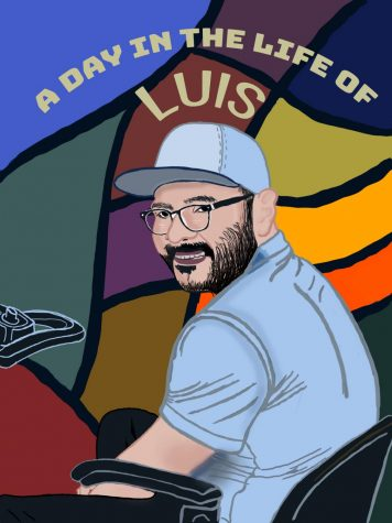 """A Day in the Life of Luis"" is a weekly personal column written by Luis Lemus."