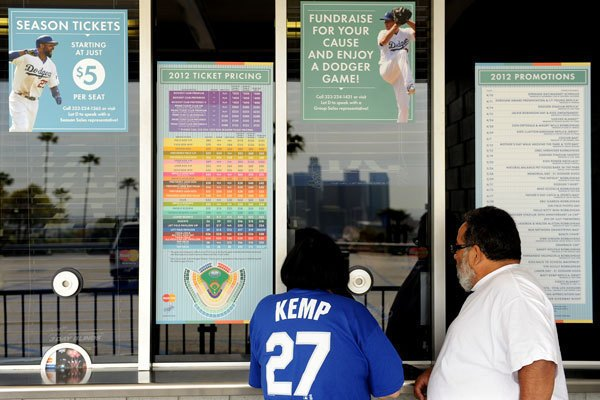 Major league teams are not refunding tickets yet for games missed this season, although that could change.