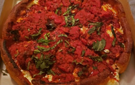 A pizza that was made from the pizza gods! definitely a come back if you're into meatballs, thick tomato sauce, and gooey delicious cheesiness!