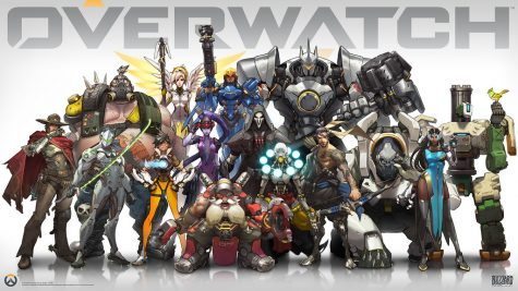"""With countless roles to choose from, """"Overwatch"""" has something for everyone. The game released may 24, 2016."""