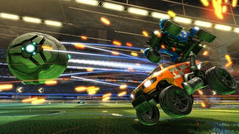 Rocket league is a fun new spin on a classic sport. The game released on July 7, 2015
